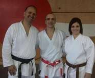 KARATE : stage Didier Lupo