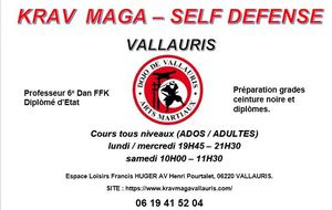 SELF DEFENSE / KRAV MAGA  LA RENTREE