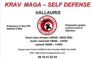 KRAV MAGA - SELF DEFENSE SAISON 2018 / 2019