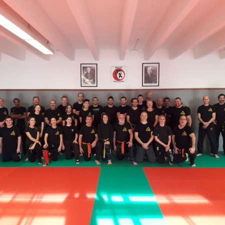 KRAV MAGA stage orange 13 01 2019
