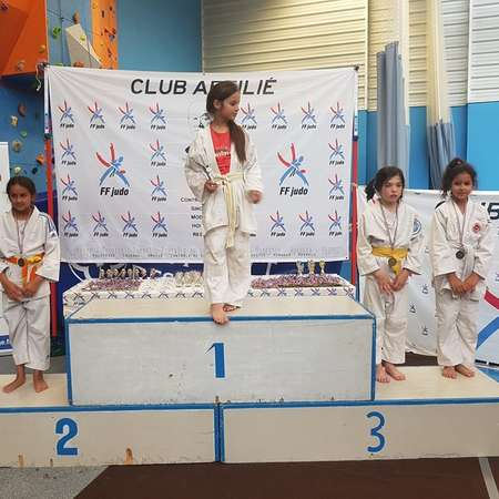 JUDO JU JITSU SELF DEFENSE: TOURNOI MAGUY LELEU 2019